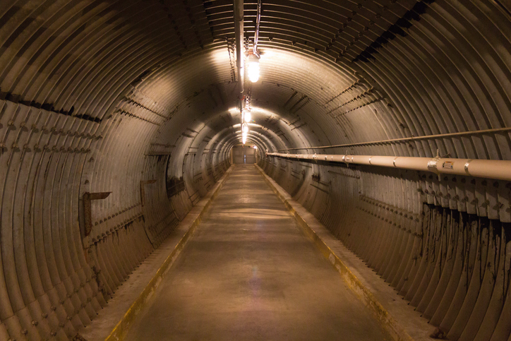 Tour the Diefenbunker and learn about history while you're studying in Canada