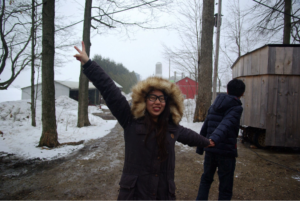 CultureWorks students need warm clothes for winter adventures