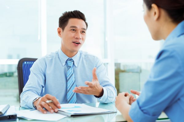 Speaking English will help you communicate with colleagues more effectively