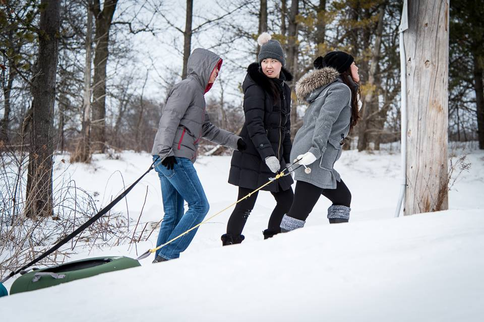 what you need to know about wintertime when you learn English in Canada