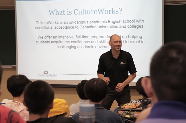 Students learn all about CultureWorks