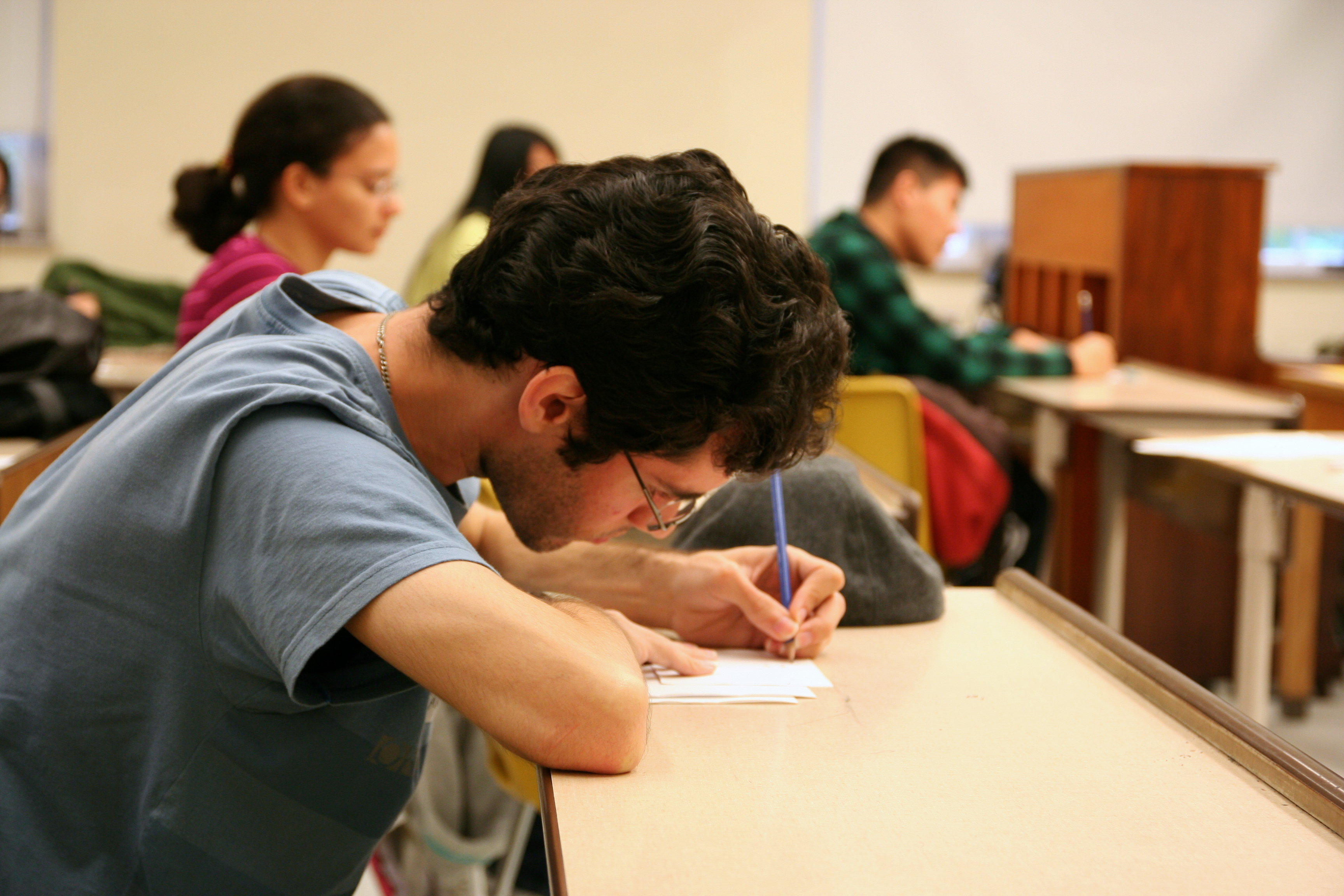 Students can use their English writing skills in business classes at King's University College