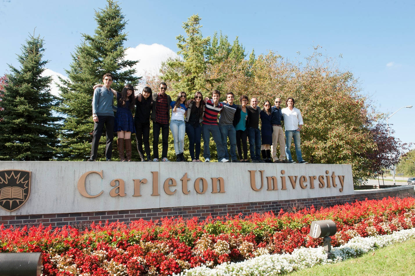 fast track esl for Carleton University