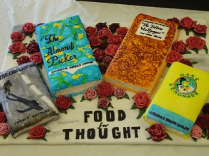 These books are cakes. http://library.law.wisc.edu