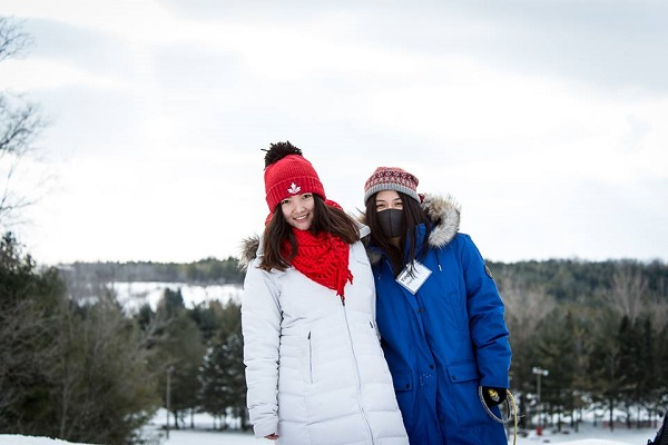 Be prepared for the cold during winter in Canada