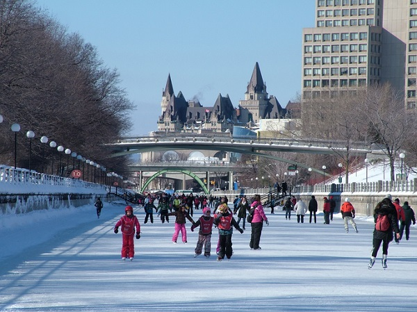 Remember to keep exploring what makes your new home unique, like the Rideau Canal in Ottawa